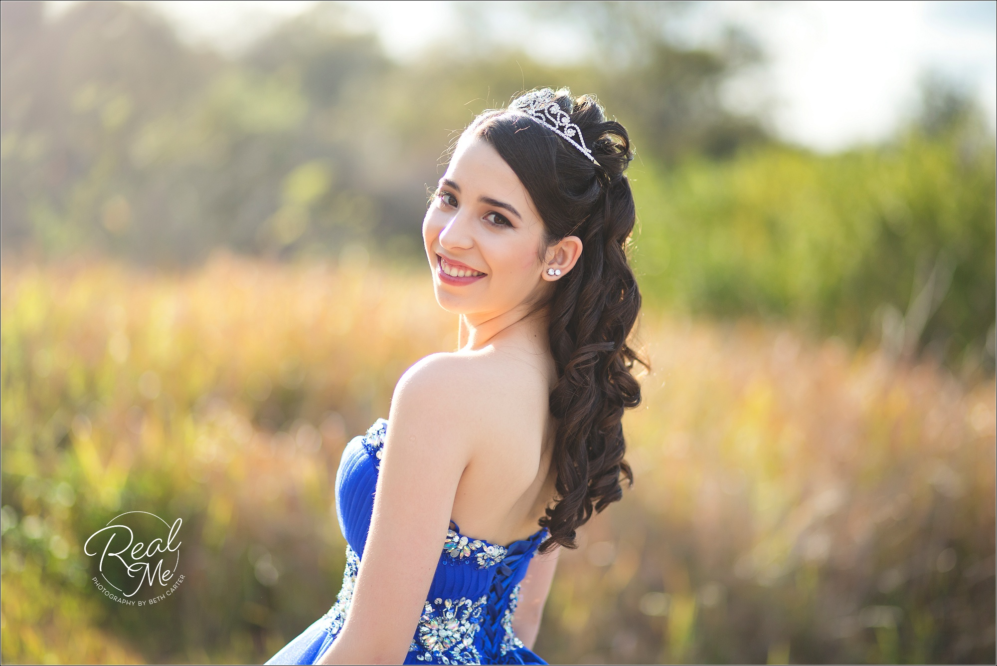 Quinceanera portraits