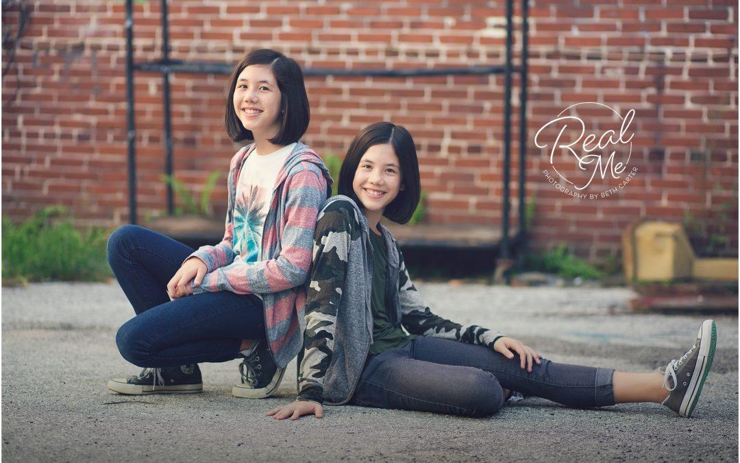 Rachel & Kaylee | Orlando tween photography